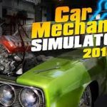 car mechanic simulator мини