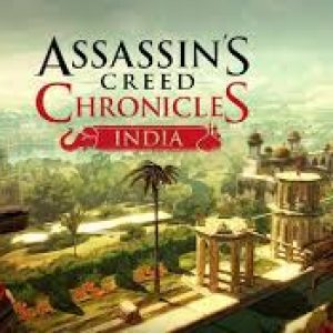 assassins creed chronicles india мини