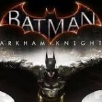 batman arkham knight мини