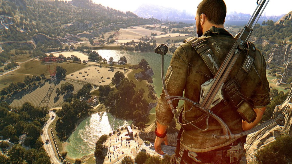 Игра dying light the following 1