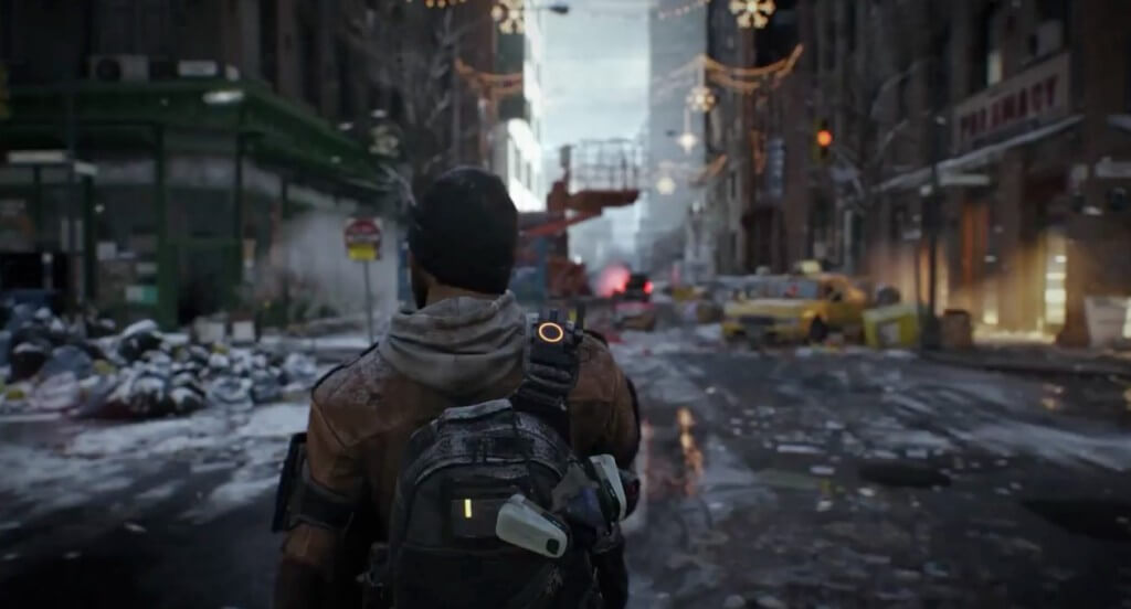 Tom clancy s the division 1