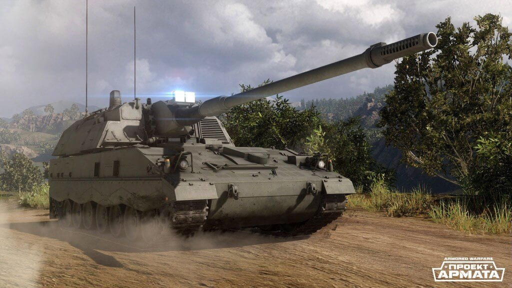 Armored Warfare проект армата 2