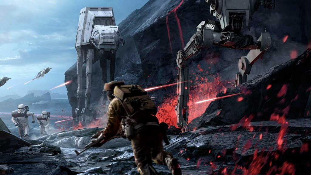 Star Wars battlefront 2015 2