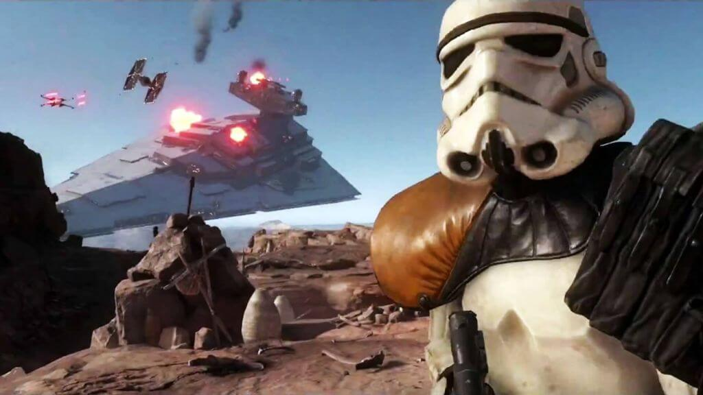Star Wars battlefront 2015 4