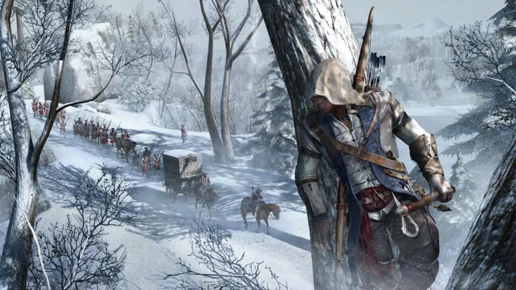 Assassins creed 3 2