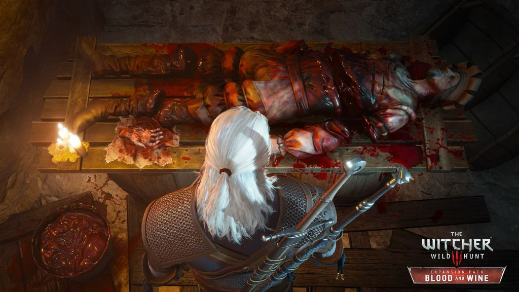 the witcher 3 blood and wine 1
