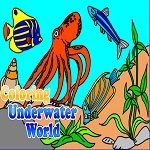 coloring-underwater-world