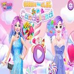barbie-and-elsa-in-candyland