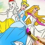 princess-coloring-book