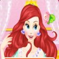 ariel-wedding-hairstyle-and-dress