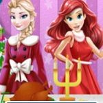 ariel-christmas-cooking