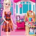 elsa-suite-shopping-for-barbie-doll