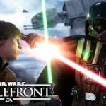 Star wars battlefront мини